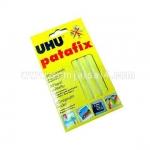 กาวดินน้ำมัน UHU patafix / สีเหลือง