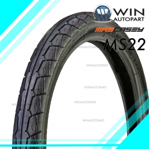 70/90-17 T/T ยี่ห้อ MASCASEY รุ่น MS22 ยางมอเตอร์ไซค์ WINAUTOPART สำหรับ SMASH 2017 , WAVE 100, WAVE 125 , SMASH REVOLUTION , SMART 04 , SHOGUN 125 , DREAM 125 , SPARK NANO , GD110 HU, RAIDER 150 R FL , SMASH FI , WAVE 110i , AT WAVE 110i , DREAM 110i ,