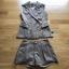 Smart Casual Lady Ribbon Suit Mini เสื้อสูทและกางเกง thumbnail 7