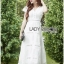Lady Hana Lace Lady Ribbon Maxi Dress thumbnail 1