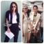 Lady Ribbon Online เสื้อผ้าแฟชั่นออนไลน์ขายส่ง เลดี้ริบบอนของแท้พร้อมส่ง sevy เสื้อผ้า SV12240716 &#x1F389Sevy Smart Hidden Sleeve Jacket Suit thumbnail 1