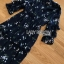 เดรสยาวผ้าชีฟองสีน้ำเงิน thumbnail 6