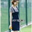 T-Shirt with Overall Dress thumbnail 4