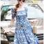 Lady Aerin Italian Sweet Blue & White thumbnail 2