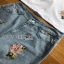 Lady Ribbon T-Shirt and Denim Jeans Set thumbnail 5