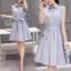 Sevy Casual Classic V Collar Sleeveless Dress Type: Dress thumbnail 4