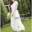 Lady Hana Lace Lady Ribbon Maxi Dress thumbnail 2
