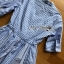 Lady Christine Striped Blue & White thumbnail 6