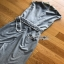Smart Casual Shirt Jumpsuit Lady Ribbon เชิ้ตจัมป์สูท thumbnail 6