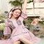 Lady Ribbon Alberta Sweet Tribal Lace Mini Dress thumbnail 12