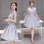 Sevy Casual Classic V Collar Sleeveless Dress Type: Dress thumbnail 3