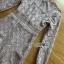 Lady Stella Flower Lace Dress in Beige thumbnail 5