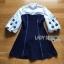 Bishop Sleeve Cotton Dress thumbnail 8