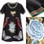 Lady Ribbon Online เสื้อผ้าออนไลน์ขายส่ง Normal Ally เสื้อผ้า NA02150816 &#x1F389Normal Ally Present embroiders knitting gucci new collection dress&#x1F389 (เดรส , งานปักทั้งชุด) thumbnail 6