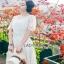 Maxi Dress Lady Ribbon เดรสยาว thumbnail 2