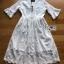 Chiffon Dress Lady Ribbon ขาย เดรสผ้าชีฟอง thumbnail 8