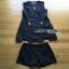 Lady Ribbon Kelly Smart Casual Sleeveless Suit thumbnail 7