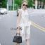 Lady Ribbon Online เสื้อผ้าออนไลน์ขายส่ง Normal Ally เสื้อผ้า NA08180816 &#x1F389Normal Ally Present Lace white princess summer set&#x1F389 thumbnail 4