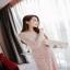 เดรสเกาหลีเดรสยาวสีนูด thumbnail 4