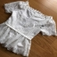 Lady Ribbon Lace Blouse with Ribbon ขายส่งเสื้อผ้า thumbnail 7