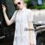 Lady Ribbon Online เสื้อผ้าออนไลน์ขายส่ง Normal Ally เสื้อผ้า NA15150816 &#x1F389Normal Ally Present Embroider prince dress &#x1F389 thumbnail 2