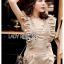 Beige Gold Lady Ribbon Jumpsuit thumbnail 2
