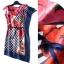 Lady Ribbon Online เสื้อผ้าออนไลน์ขายส่ง Normal Ally เสื้อผ้า NA10180816 &#x1F389Normal Ally Present Elegance Silp scarf dress&#x1F389 thumbnail 6