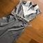 Smart Casual Shirt Jumpsuit Lady Ribbon เชิ้ตจัมป์สูท thumbnail 4