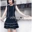 Lady Daria Minimal Chic Little Black Dress thumbnail 4