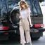 Lady Ribbon Online เสื้อผ้าออนไลน์ขายส่ง Normal Ally เสื้อผ้า,NA07220816 &#x1F389Normal Ally Present Boutique Bib overalls classic and T-Shirt set&#x1F389 (เสื้อยืด + เอี้ยม ,มีซับใน) thumbnail 2