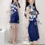 Sevy Two Pieces Of Glam Sleeveless Shirt With Skirt Sets thumbnail 3
