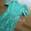 Lady Ribbon Lady Penelope Elegant Feminine Minty Lace Maxi Dress เดรสยาวผ้าลูกไม้ thumbnail 4
