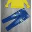 เซ็ทเสื้อ+กางเกงยีนส์ ยีนส์ผ้าดี thumbnail 6