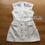 Lady Ribbon Suit Dress ขายสูทเดรสแขนกุด thumbnail 7