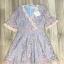 ผ้าทอดอกสีชมพูโทนพาส thumbnail 6