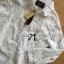 Lady Ribbon Online ขายส่งเสื้อผ้าออนไลน์ Lady Ribbon พร้อมส่ง LR06040816 &#x1F380&#x1F380 Lady Ribbon's Made &#x1F380&#x1F380 Lady Blaire Floral Embroidered Lace Shirt in White thumbnail 6