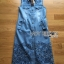 Lady Ribbon Online ขายส่งเสื้อผ้าออนไลน์ ขายส่งของแท้พร้อมส่ง Lady Ribbon LR05250716 &#x1F380 Lady Ribbon's Made &#x1F380 Lady Shannon Embroidered and Laser-Cut Denim Shirt Dress thumbnail 6