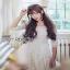 Lady Ribbon Jena White Lace Dress thumbnail 6