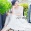 Maxi Dress Lady Ribbon เดรสยาว thumbnail 3