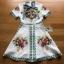 Blossom Lady Ribbon Printed Mini Dres thumbnail 7