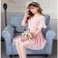 Lady Ribbon Lady Katherine Candy Sweet Lace Mini Dress thumbnail 3