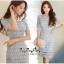 ชุดเดรสเกาหลีผ้าลูกไม้สไตล์งานแบรนด์ thumbnail 3