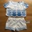 Lady Ribbon Cotton Set เซ็ตเสื้อและกางเกงผ้าคอต thumbnail 5