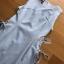 Baby Blue Lady Ribbon Dress thumbnail 4