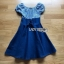 Lady Carrie Country Girl Off-Shoulder Blue thumbnail 8
