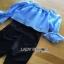 Striped Jumpsuit Lady Ribbon จัมป์สูทขายาว thumbnail 4