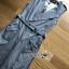 Lady Ribbon Grey Suit Jumpsuit จัมป์สูททรงสูทสีเทา thumbnail 4