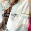 LR02290816 &#x1F380 Lady Ribbon's Made &#x1F380 Lady Cori Pastel Embroidered Ruffle-Sleeve Cotton thumbnail 2