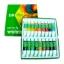 REEVES fine acrylic colour set 18 colour thumbnail 1