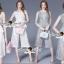 SS04010816 Seoul Secret Say's... Lacey V Pricess Lace set Material : สวยหวานแบบสาวมีคลาสด้วยเซ็ทเสื้อผ้าลูกไม้ thumbnail 1